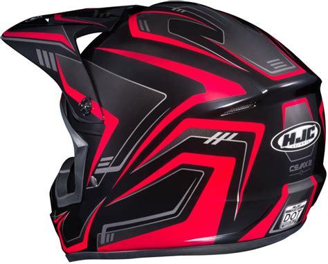 .99 Hjc Cs-mx 2 Edge Motocross Mx Helmet #994812