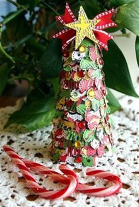scrapbook paper christmas tree favecrafts com