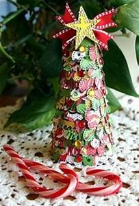 How to Make a Mini Christmas Tree 15 Tabletop Trees