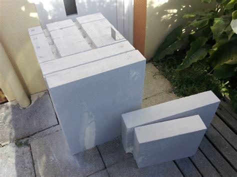 beton cellulaire en exterieur barbecue beton cellulaire exterieur 28 images construction d un barbecue sur mesure terrasse