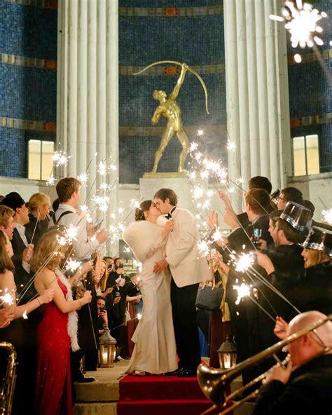 amazing fireworks  sparklers  real weddings