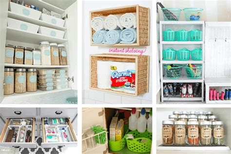 17 Dollar Store Organizing Ideas You Need To Try · Jillee