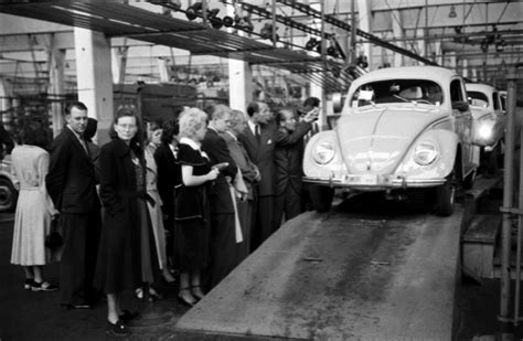 amazing vw germany 23 amazing black and white photographs captured volkswagen