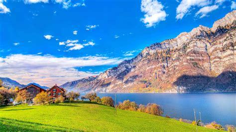 Landscape 4k Image by Quarten Switzerland Landscape Uhd 4k Wallpaper Pixelz