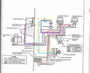 Chevy A C Wiring Diagram