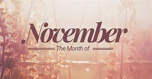 November 2020 Calendar Planner November 11th Month Of The Year