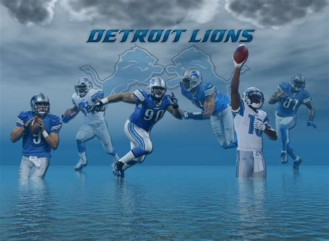Free Detroit Lions Wallpaper Detroit Lions Wallpaper Hd Pixelstalk Net