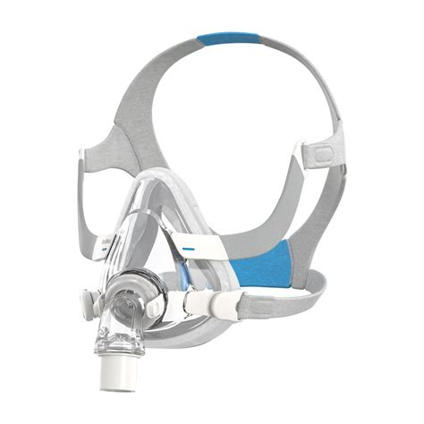 resmed corp airtouch  complete mask hart medical