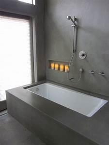Badewanne Einbauen Anleitung : badewanne einmauern mit ablage 35 ideen und anleitung ~ Markanthonyermac.com Haus und Dekorationen