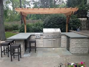 do it yourself kitchen backsplash built in bbq grill surround contemporary patio