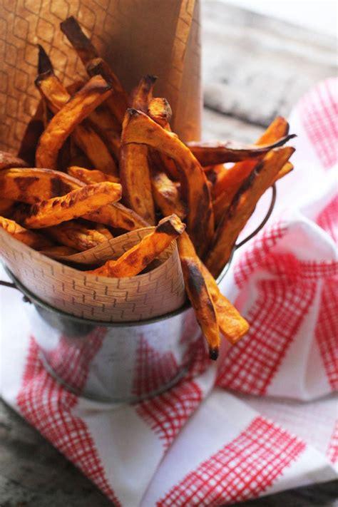 recipe baked sweet potato fries  sweet potato ketchup