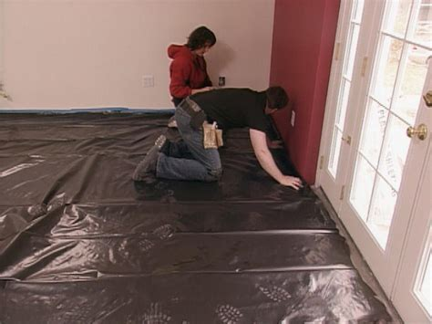 hardwood flooring vapor barrier how to install snap together laminate flooring how tos diy