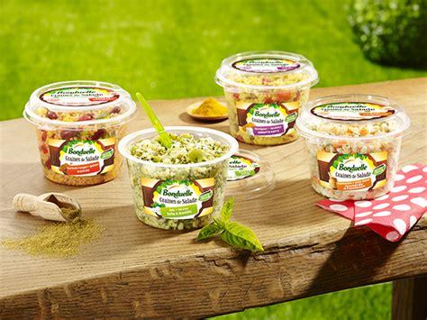 grammage cuisine graines de salade la nouvelle gamme 100 végétarienne de