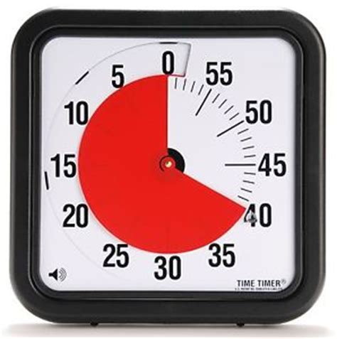12 Inch Large Time Timer Visual Autism Adhd Classroom Ebay