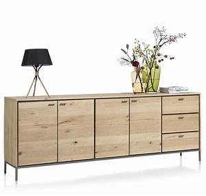 Sideboard 240 Cm : faneur sideboard 4 tueren 3 laden 240 cm ~ Frokenaadalensverden.com Haus und Dekorationen