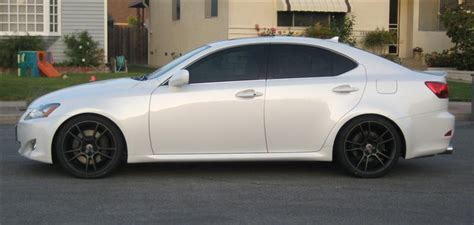 lexus is350 custom lexus is 350 custom wheels five ad s5 f 19x8 5 et 45
