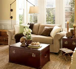 livingroom table modernizing and eclecticizing a pottery barn living room privilege
