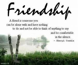 Activating Thoughts: FriendShip Image Quotes