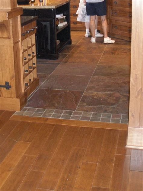 wood flooring ideas for kitchen floor transitioning kitchen to livingroom re