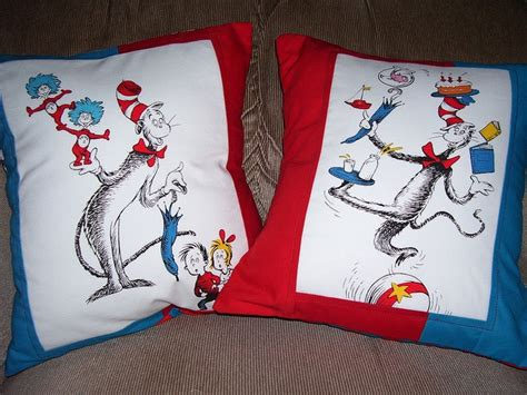 1000 images about dr seuss fabric projects on
