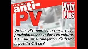 Vignette Crit Air Obligatoire Ou Pas : vignette crit air obligatoire pour les trangers youtube ~ Maxctalentgroup.com Avis de Voitures