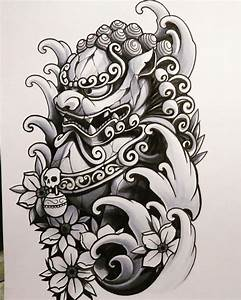 Best 25+ Foo dog ideas on Pinterest | Foo dog tattoo, Foo ...