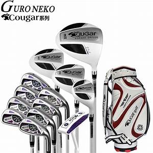 Golf brand Cougar. Ladies women golf irons clubs complete ...