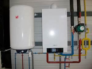 Chaudiere Condensation Gaz : chauffage plombier chauffagiste bruxelles vantherm ~ Melissatoandfro.com Idées de Décoration