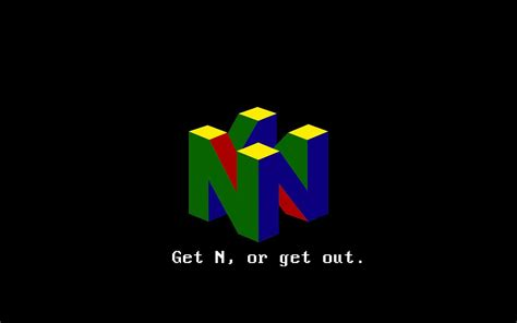 N64 Images Nintendo 64 Hd Wallpaper And Background Photos