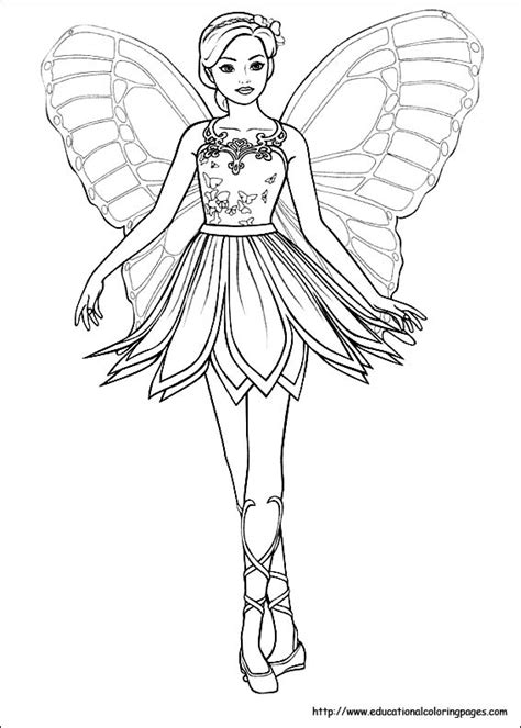 fairies coloring pages   kids