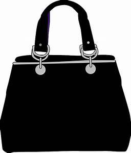 Sac À Main Transparent : tote handbag purse free vector graphic on pixabay ~ Melissatoandfro.com Idées de Décoration