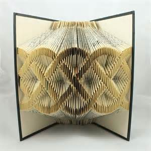 Folded Book Art Patterns Free