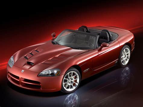 dodge viper srt  roadster specs pictures engine review