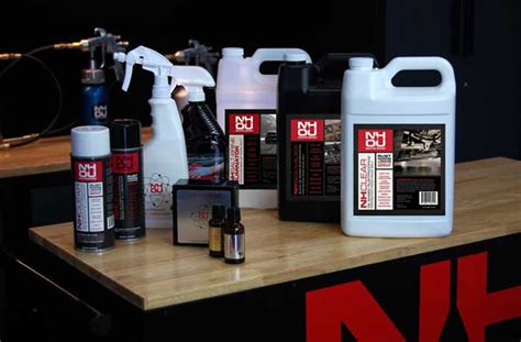 undercoating oil nh