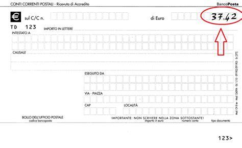 codice ufficio postale come compilare un bollettino postale senza errori