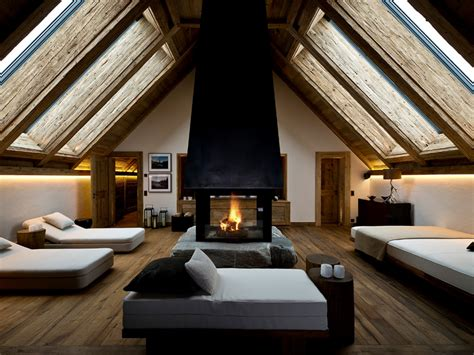 The Alpina Gstaad Debuts New Suite
