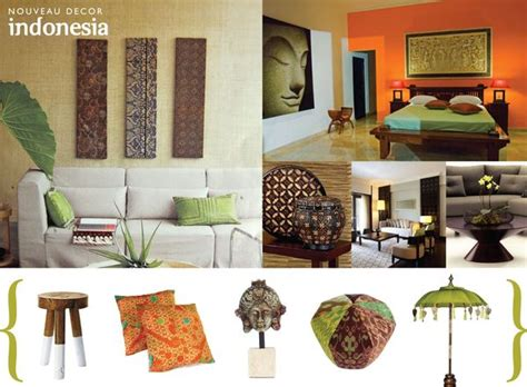 Lotushaus Nouveau Decor } Inspiration From Indonesia