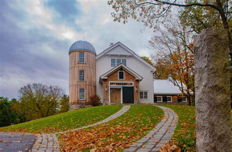 ma bank barn  american post beam homes modern solutions  traditional living
