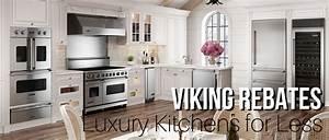 Viking Rebates