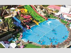 5 hotels in Spanje met geweldige zwembaden en waterparken