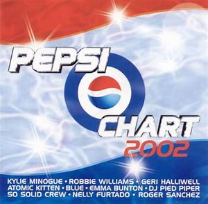 Pepsi Chart 2002 Various Artists Songs Reviews