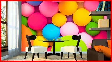 latest  wallpaper  wall bedroom living room