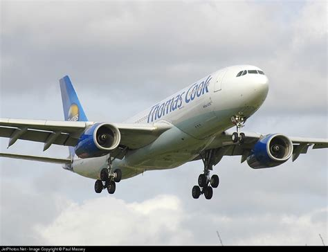 G-OJMB | Airbus A330-243 | Thomas Cook Airlines | Paul ...