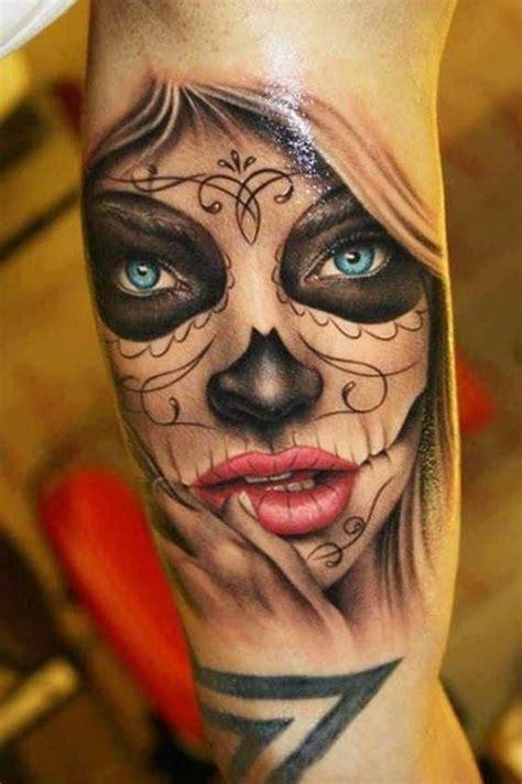 mexikanische tattoos vorlagen tatuajes de catrinas dise 241 os significados y su representaci 243 n
