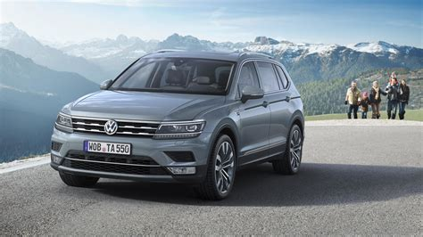 In total, 215mm has been added between the front and rear wheels of the standard. Salon de Genève 2017 : Volkswagen nous détaille le Tiguan ...