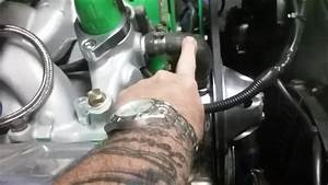 Big Block Chevy Water Pump Bypass Hose Option
