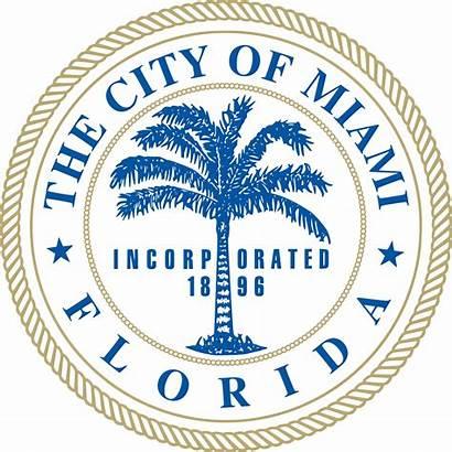 Miami Wikipedia Seal Florida Svg Wiki