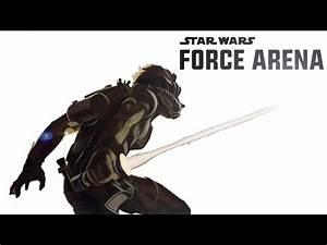 Star Wars: Force Arena GAMEPLAY | LUKE SKYWALKER | BEST ...