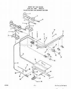 Roper 1445w0a Parts List And Diagram   Ereplacementparts Com