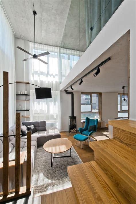 Einfamilienhaus Mit Loft Im Haus by Interior Design Haus 2018 Sehr Modernes Loft Design Im